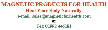 www.magneticforhealth.com