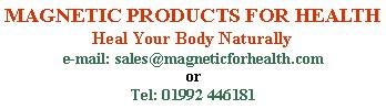 www.magneticforhealth.com