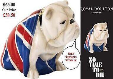 Royal Doulton Jack The Bulldog